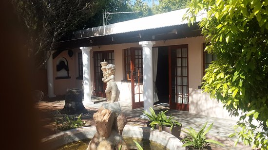 Ladismith, Sudáfrica: Our rooms