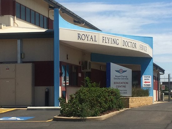 Royal Flying Doctor Service Visitor Centre Dubbo