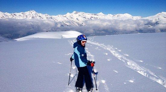Veysonnaz, Schweiz: pistes