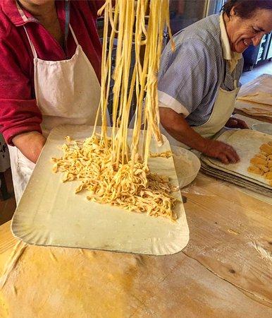 Rocca San Casciano, Italy: la maestranza
