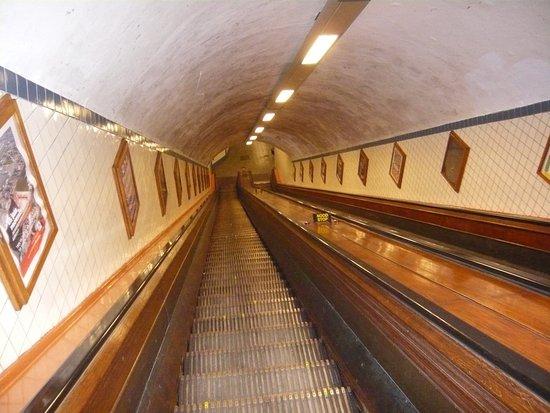 St. Anna's Tunnel / Pedestrians' Tunnel