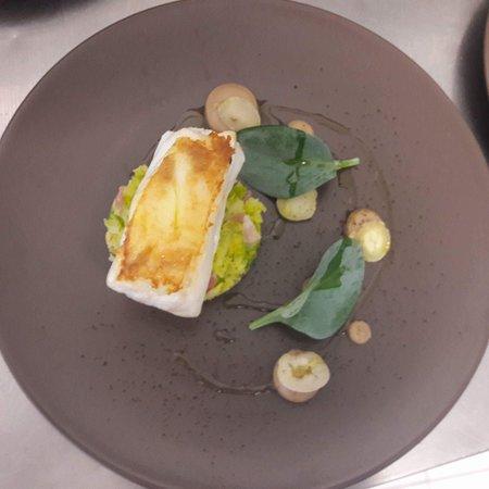 Saintes, França: Restaurant Vingt Neuf