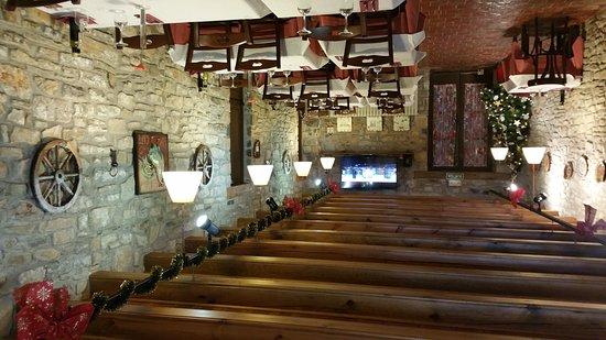 Borreda, Spain: Restaurant Campalans