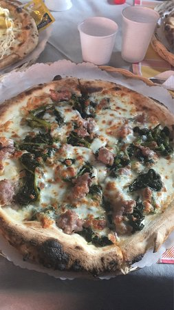 Fisciano, Italien: Ottima pizza, studenti soddisfatti.