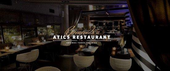 Atics restaurant, Lloret de MarAtics restaurant