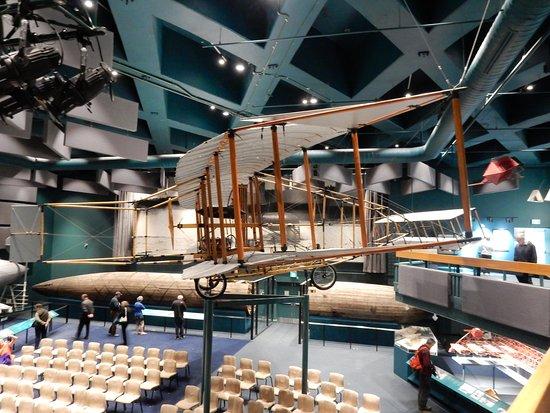 Baddeck, كندا: Huge hall