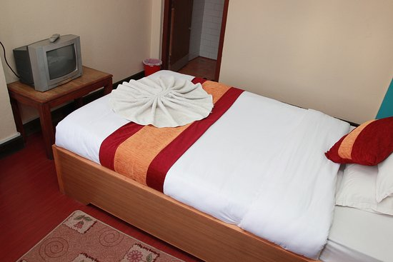 Shree Tibet Family Guest House: Room