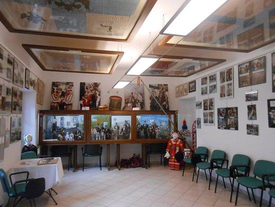 Intero Museo storico etnografico di Sampeyre