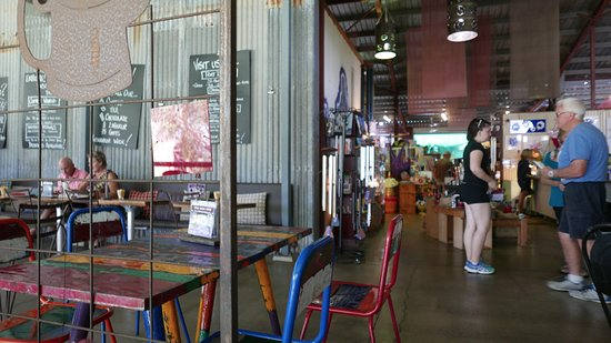 Coffe Works près de Mareeba Australie