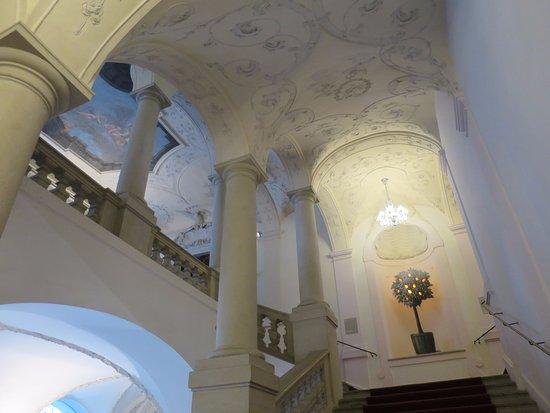 Austrian Theater Museum : 内部の様子