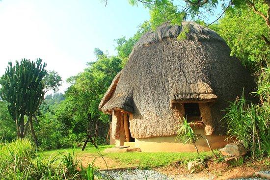 Piggs Peak, Swaziland: hutte