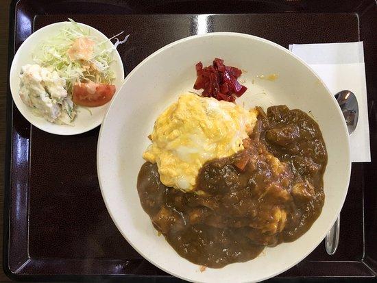 Fukaura-machi, ญี่ปุ่น: オムカレー