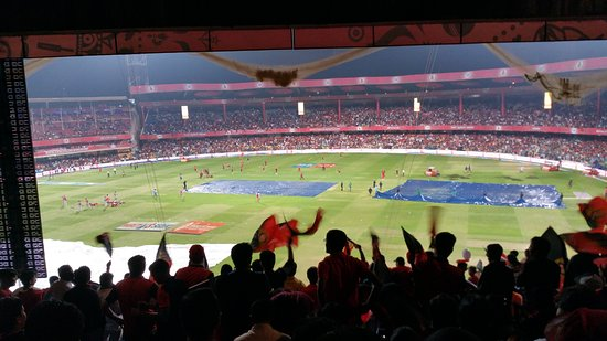 M Chinnaswamy Stadium
