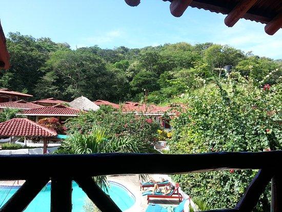 Casa Maderas: Vue depuis le restaurant