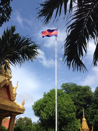 Hotell nära Chau Doc