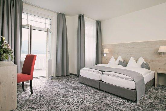 Hilterfingen, Suiza: Panorama Zimmer - nur über das Hotel direkt buchbar