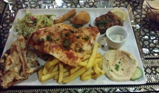 le mont liban assiette libanaise tra s copieuse c est tra s bon vite servi merci
