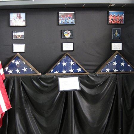 Pueblo Weisbrod Aircraft Museum: Part of the Space Program exhibit in Hanger Two