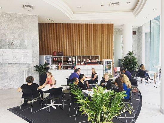 Bundall, Australia: Meet and Cafe