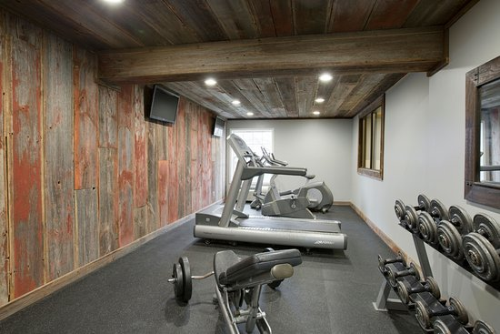 Redwood Falls, MN: Exercise Room
