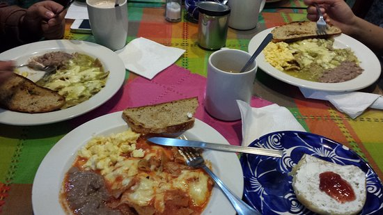 Bagel Cafe: Delicioso!