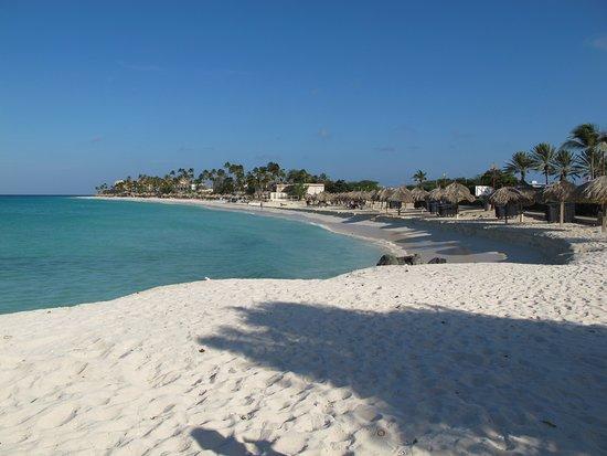 Druif Beach: The perfect beach to walk and swim and walk and swim and so on and so on!