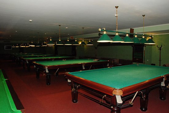 Billiard Club Venetsiya