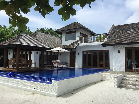 Dhonakulhi Island: 2 bedroom villa