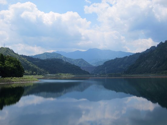 Lake Tadami