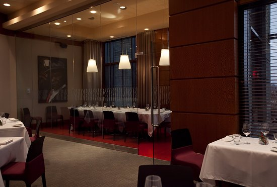 The Private Dining Room @ Perspectives Restaurant