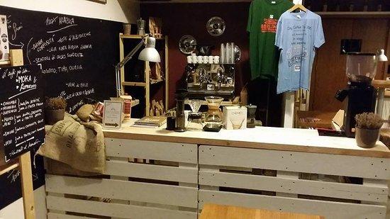 Sesto Fiorentino, Italia: brew bar