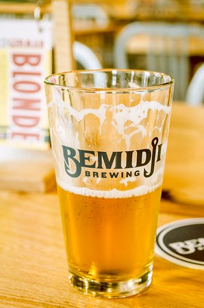 Bemidji, MN: Don't miss out on a pint of our award-winning German Blonde!