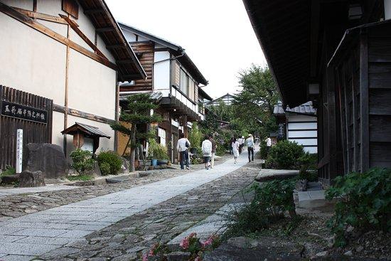 Nakatsugawa, Japonia: 馬籠宿