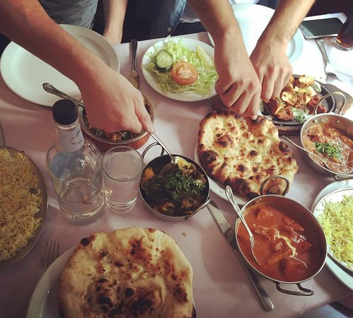 Best Curry Brick Lane >> Preem Is The Best Curry House On Brick Lane Preem Prithi London