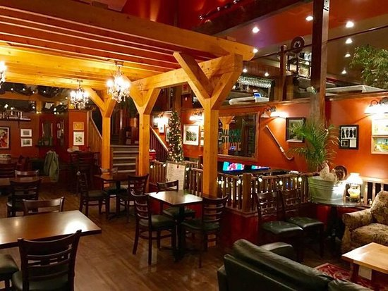 100 Mile House, Canada: The Arbor Room at the Prospectors