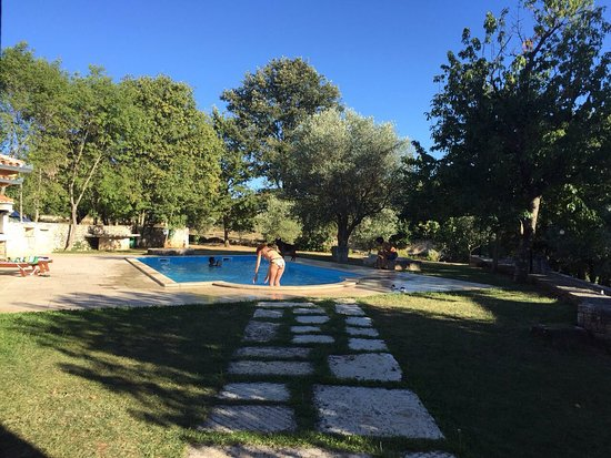 Svetvincenat, Croatie : swimming pool