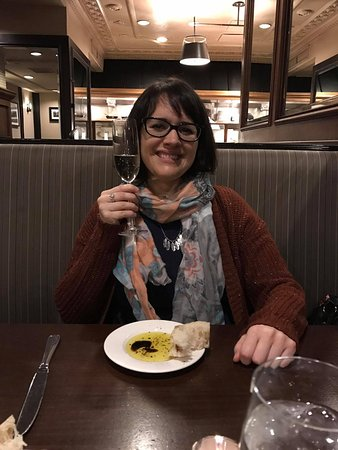 always start dinner off with their bread balsamic and olive oil picture of pazzo ristorante portland tripadvisor