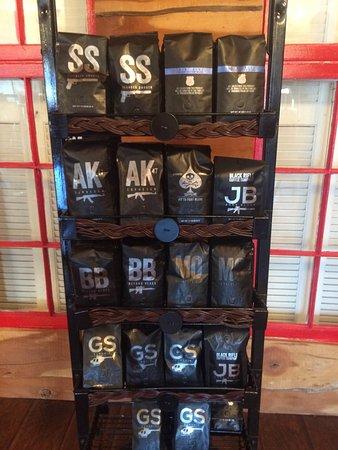 Enterprise, AL: Black Rifle Coffee