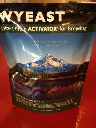 Enterprise, AL: Fresh Brewing Yeasts