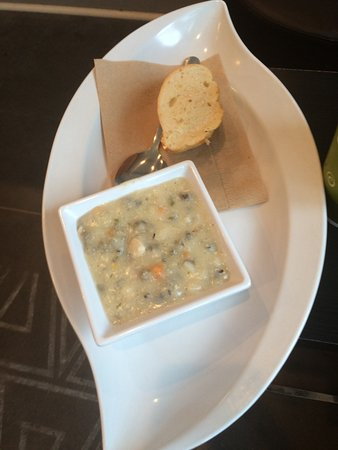 Rogers, AR: Wild Rice Soup