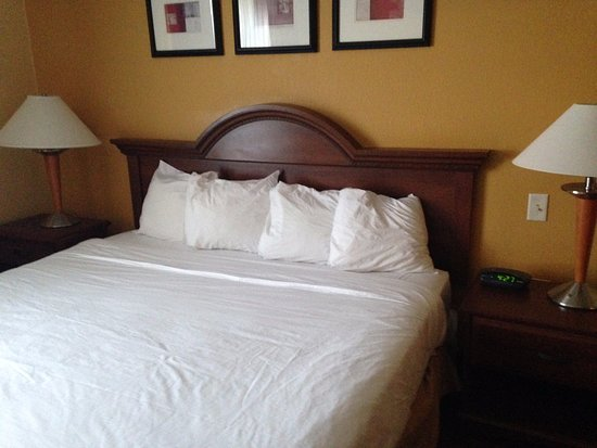 Decatur, IL: Comfy bed!