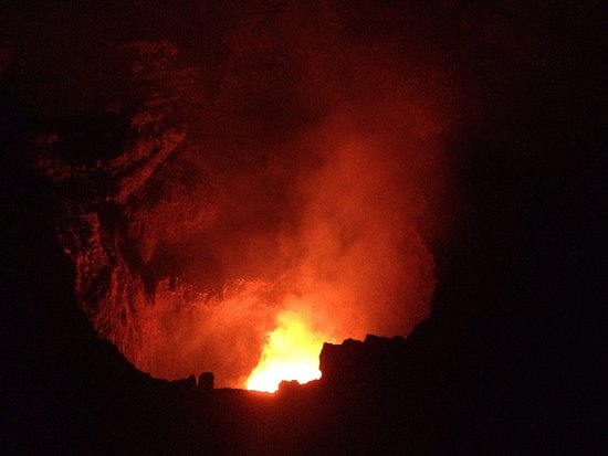 Masaya, Nicaragua: Like all the other pics... Lava!