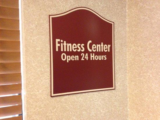 Decatur, IL: 24 hour fitness center!