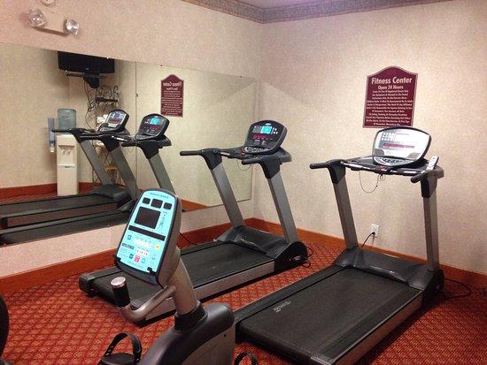 Decatur, IL: Fitness center