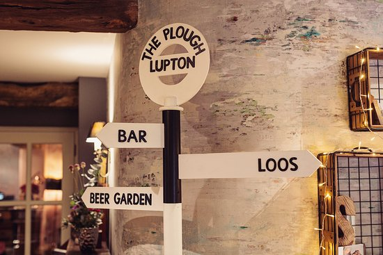 Lupton, UK: Interiors...