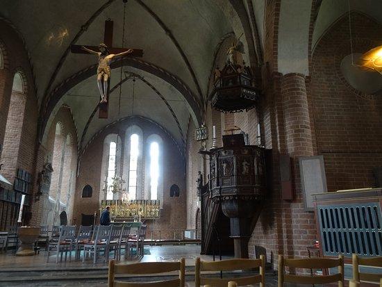 Mariakyrkan, Sigtuna.