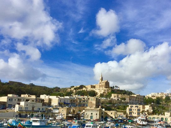 Victoria, Malta: Gozo harbor
