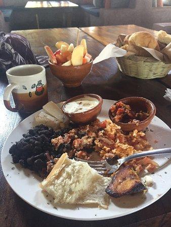 Favourite restaurant in El Paredon