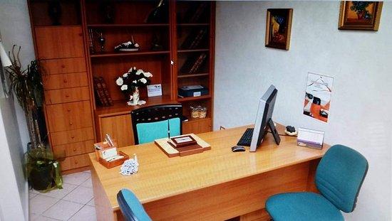 Misterbianco, Italia: Office