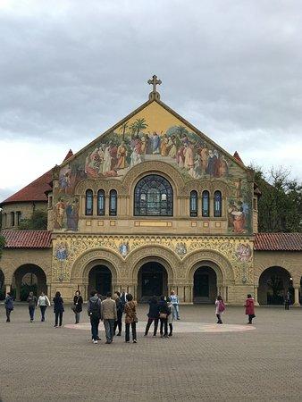 Palo Alto, CA: Memorial Church